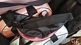 Модные сумки бананки на пояс кожвинил (10цветов  матовые)11*15см, фото 2