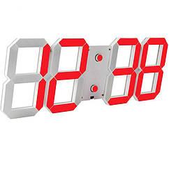 Настенные LED часы CHI-HAI красные, L1-B, КОД: 116549