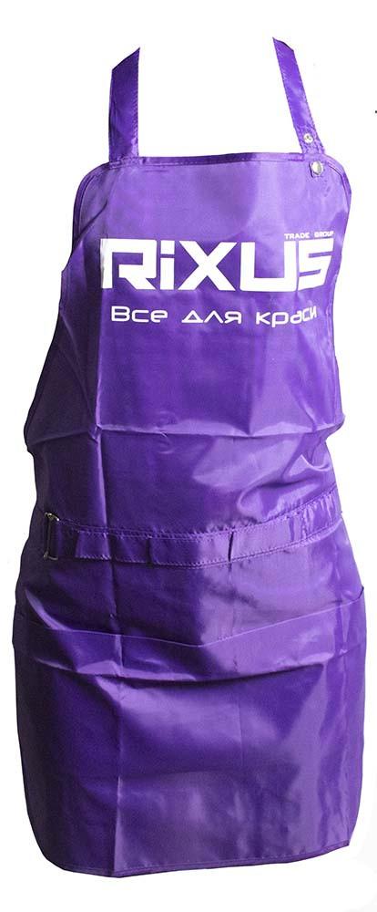 """Фартук фиолетовый RIXUS (Лида) """"ТФ"""""""