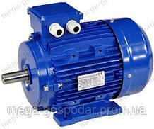 Электродвигатель 7.5 кВт, 1440 об.мин. 380 V, АИР 132M4Y2