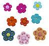 Пуговицы фигурные «Bouquet beauties» Buttons Galore 8 in/