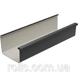 Желоб водосточный 4 м.п. Galeko PVC² 135/70×80 ринва водостічна 4 м.п. RQ135-_-RY400-G