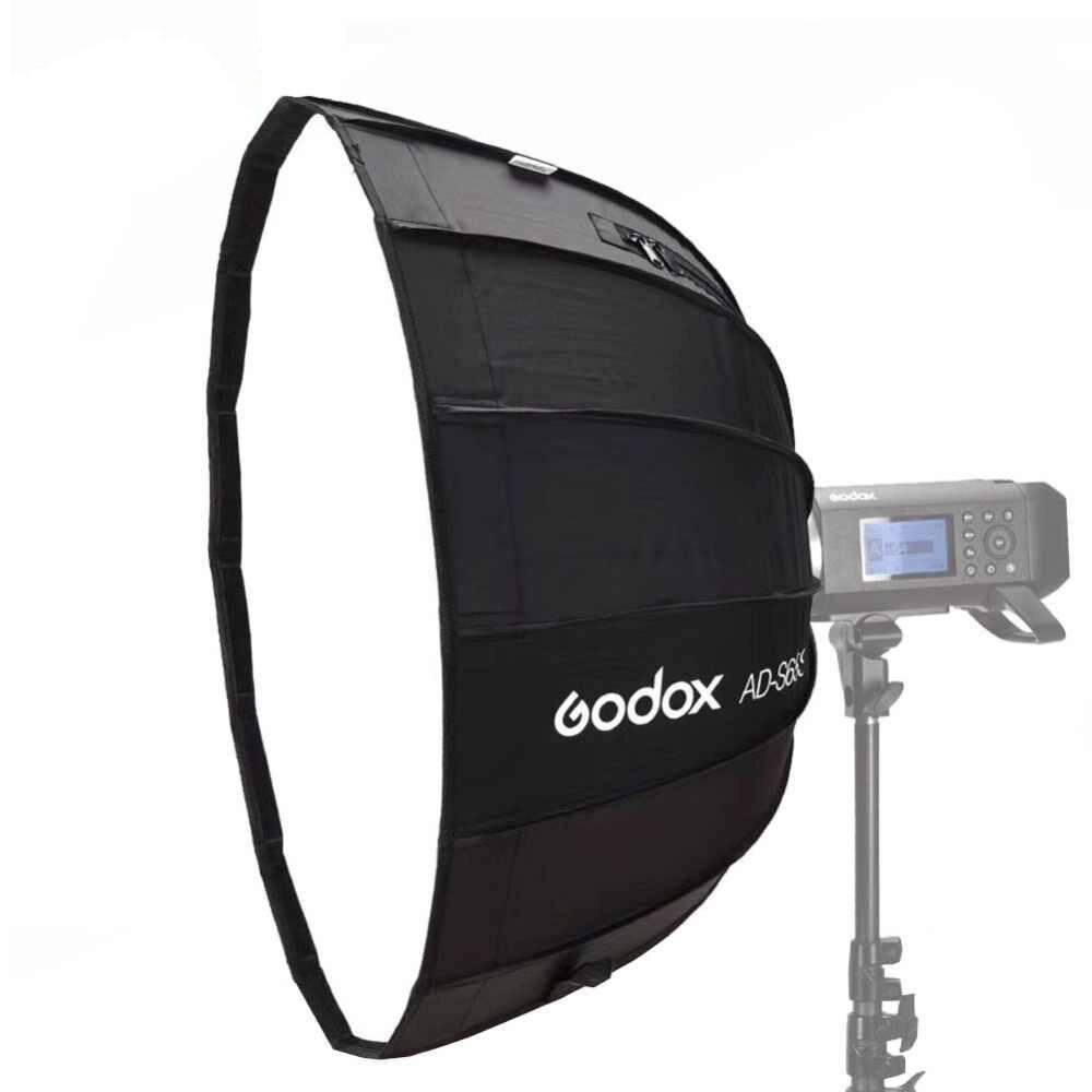 Параболический октобокс White Godox AD-S65W 65 см для вспышки AD400Pro (AD-S65W)