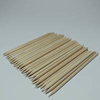 Апельсиновые палочки для маникюра 20 шт 11 см в ассортименте