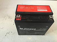 Мото аккумулятор  Zinova ZMC-12.14AH
