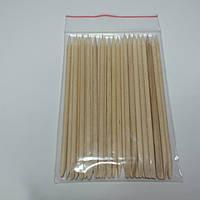 Апельсиновые палочки для маникюра 10 шт 11 см в ассортименте