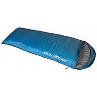 Спальный мешок Bergson Square Plus Right