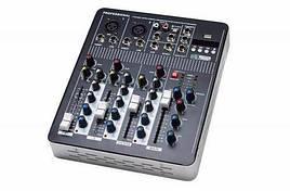 Аудіо підсилювач, dj пульт, мікшери Yamaha MX-4000BT 4 канальний
