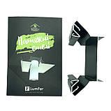 Промо материал для натяжных потолков. Образец профиля LumFer + каталог, фото 2