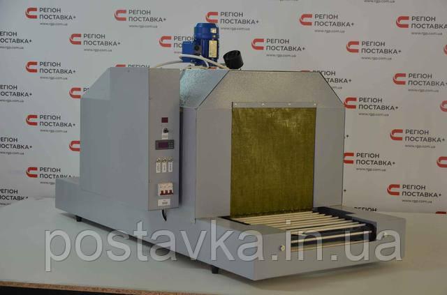 Термоусадочное обладнання: термотоннель і зварювач до нього
