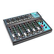 Мікшер, dj пульт Yamaha MG-07BT 7 канальний активний
