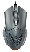 Мышь Zornwee GX30 игровая, проводная, с подсветкой, для пк и ноутбука