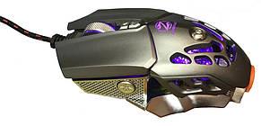 Мышь Zornwee GX30 игровая, проводная, с подсветкой, для пк и ноутбука, фото 2