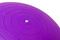 Мяч для фитнеса и гимнастики POWER SYSTEM PS-4018 85 cm Purple (VZ55PS-4018_85cm_Purple)