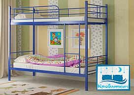 Двухъярусная кровать Эмма 80х190см Мадера