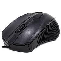 Мышь проводная Apedra M3 Black 3234-9336, КОД: 1385672