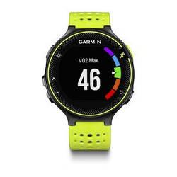 Смарт часы Garmin Forerunner 230 жовтий/чорний