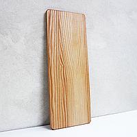 """Доска деревянная для обработки и подачи """"Полотно"""" 30х12 см Lassa (3120j3012), фото 1"""