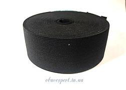 Резинка  взуттєва чорна 40 мм