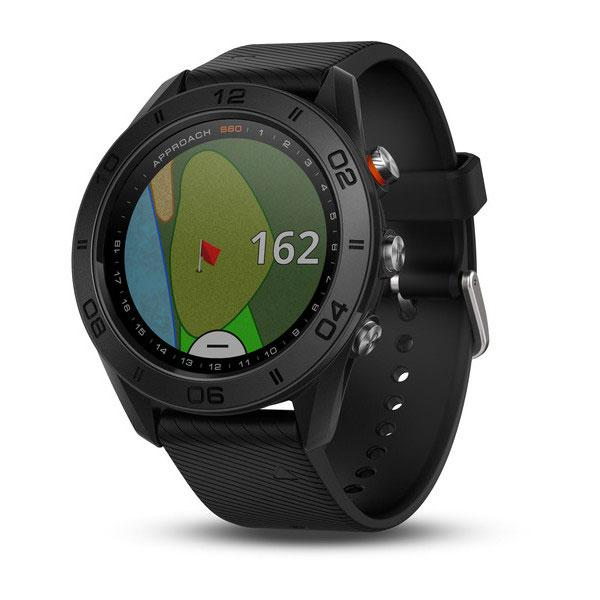 Смарт годинник для гольфу Approach S60, чорний