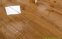 Ламинат с лаковым покрытием толщиной 8 мм Oster Wald Piano 33 класс Дуб Pinolo, фото 1