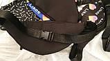 Модные сумки бананки на пояс LIKE (4 цвета)11*15см, фото 2
