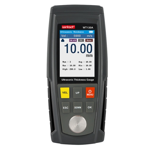 Товщиномір (1~300 мм) WINTACT (WT100A)