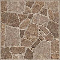 Плитка для пола Golden Tile Cortile коричневый 400X400