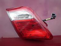 81590-06180  Задний левый фонарь внутренний Toyota Camry XV40 2006-2012, фото 1