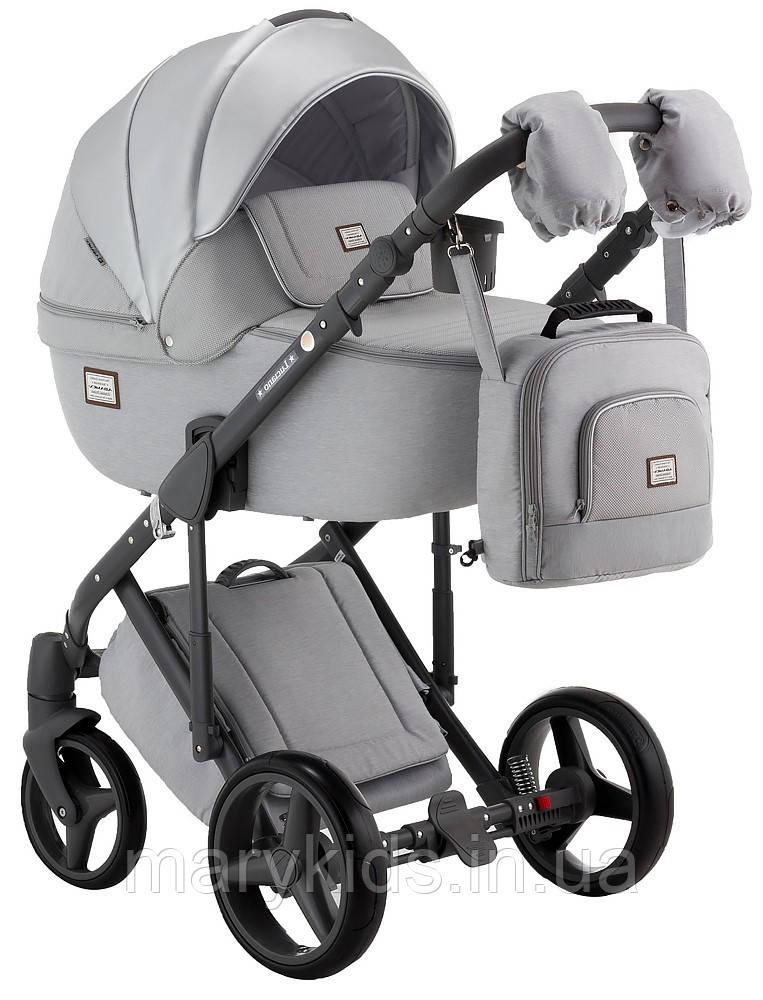 Детская универсальная коляска 2 в 1 Adamex Luciano Q-348
