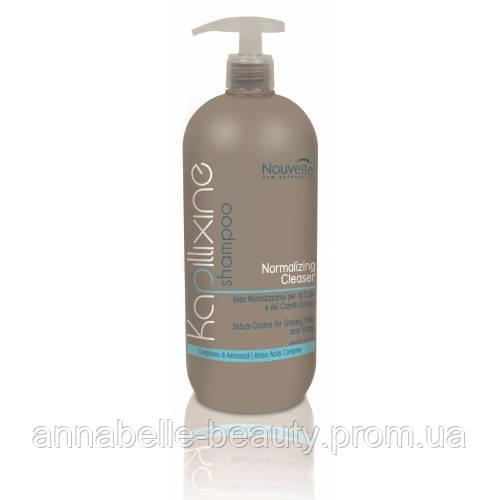 Nouvelle Normalizing Cleanser Shampoo Шампунь для жирных волос с экстрактом крапивы 1000мл