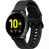 Смарт-годинник Samsung Galaxy Watch Active 2 40mm Black Aluminium (SM-R830NZKASEK)