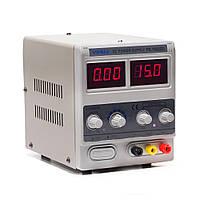 Лабораторный блок питания YIHUA 1502DD, 15B, 2A