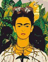 Набор картина по номерам Rosa Start техника акриловая живопись стандарт Фрида Кало 35х45см (48230985