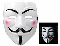 "Маска ""Гая Фокса"" (Анонимус) Вендетто, фото 1"
