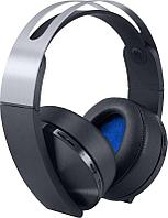 Гарнитура для компьютера Sony PS4 Wireless Stereo Headset Platinum (9812753)
