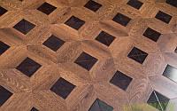 Ламинированный пол с имитацией паркета толщиной 8 мм Tower Floor 33 класс, цвет 1592-5, фото 1