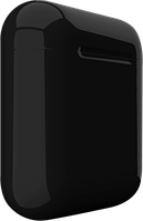 Apple Wireless Charging Case Black Gloss (MR8U2)