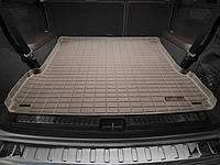 Mercedes GL X166 X 166 коврики в багажник бежевый новый WeatherTech