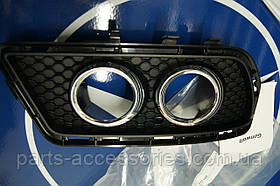 Решітка бампера ліва права Mercedes W212 E W 212 нова оригінал 09-