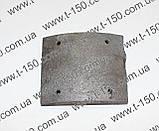 Колодка тормозной ленты Т-150К (сверленная) (151.46.112), фото 2