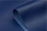 Натуральная кожа КРС, галантерейная, обувная, синяя 1.2-1.4, 1.4-1.6, глянец