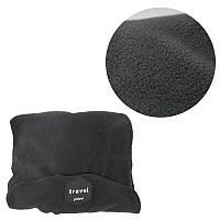 Подушка шарф для путешествий Travel Neck Rest Pillow