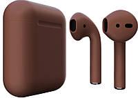 Наушники Apple AirPods Brown Matte (MRXJ2)