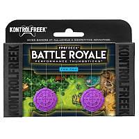 Накладки для геймпада Kontrolfreek: BATTLE ROYALE 2-pack (PS4)