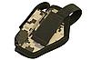 Кобура поясная Форт-12 с чехлом под магазин (Oxford 600D, пиксель), фото 2