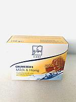 Мыло Care Cremeseife Milch & Honig Молоко и мёд, 150 г