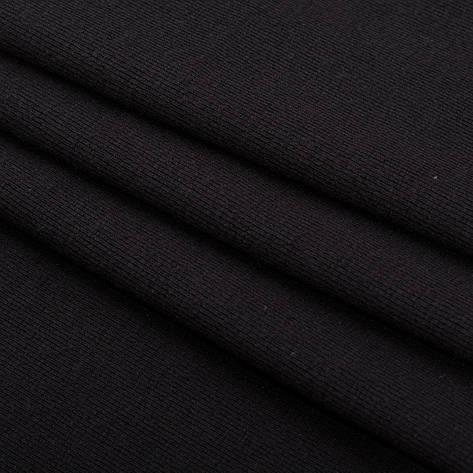 Мустанг (корейская резинка) черный, фото 2