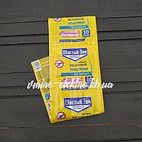 Пластины от комаров Чистый дом без запаха 10 шт