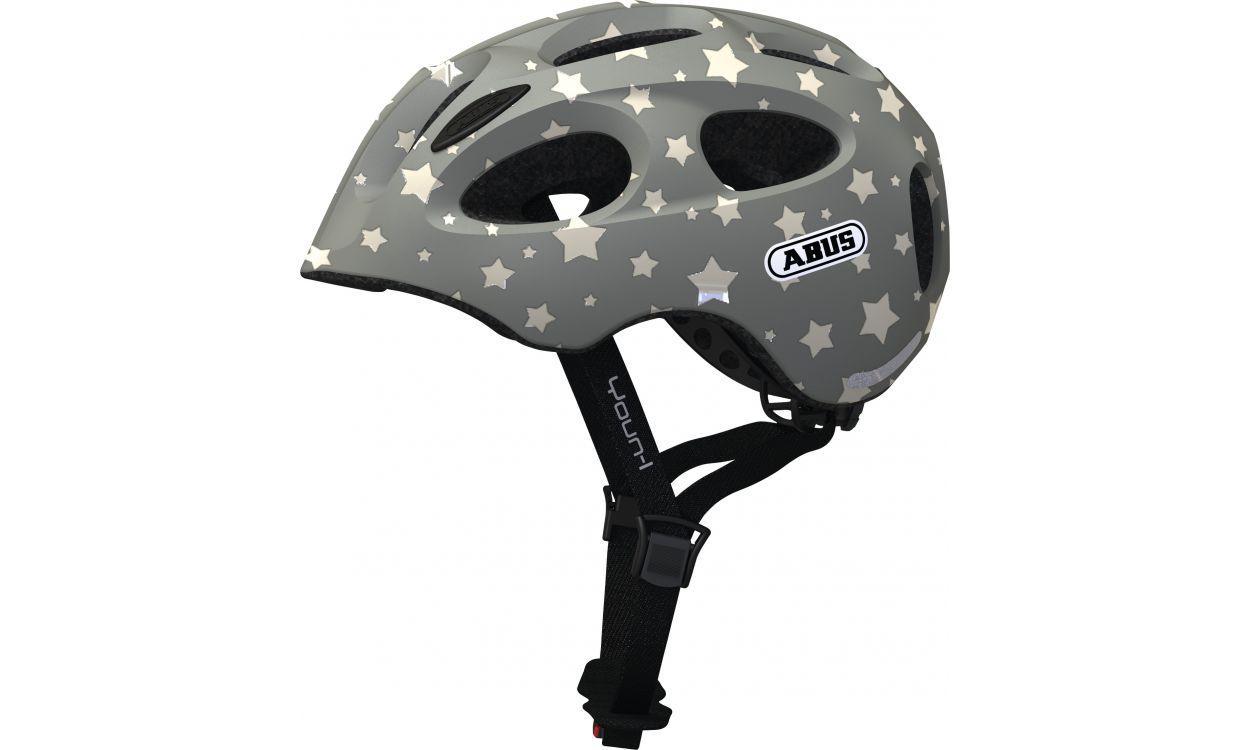 Велошлем детский ABUS YOUN-I Grey Star